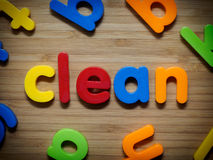 Clean toys Royalty Free Stock Photos
