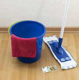 Clean up for money Royalty Free Stock Photos