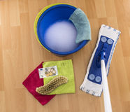 Clean up for money Stock Images
