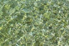 clean vatten Royaltyfria Foton