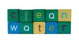 Clean water Royalty Free Stock Photography