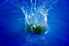 Clean water splash Stock Photos