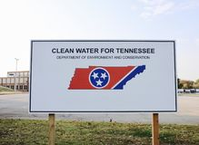Clean Water for Tennessee Project Stock Images