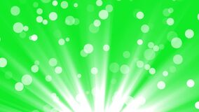Clean White abstract Loop background with shinning particles and glitter sparks light Particles.