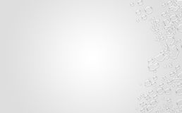 Clean White Background Royalty Free Stock Image