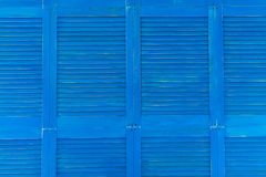 Clean wooden shutters blinders doors texture background. Royalty Free Stock Image