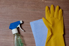 Cleaners Stock Photography