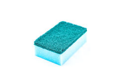 Cleaners. Household cleaning sponge for cleaning Stock Image