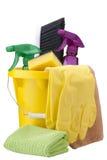 cleaning Royaltyfri Fotografi