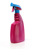 Cleaning Bottle Stock Photography