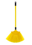Cleaning broom Stock Photography