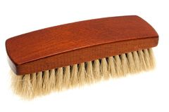 Cleaning brush Royalty Free Stock Images
