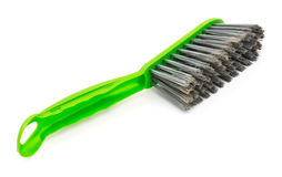 Cleaning brush Royalty Free Stock Photography
