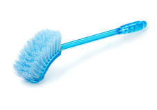 Cleaning brush Stock Image