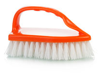 Cleaning brush Royalty Free Stock Photos