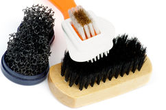 Cleaning Brushes Stock Photos