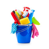 Cleaning bucket Stock Photography