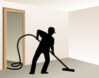 Cleaning Business 2 Stock Image