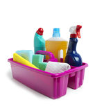 Cleaning Caddy Stock Photos
