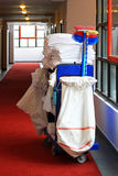 Cleaning Cart Stock Images