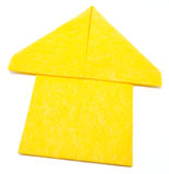The cleaning cloth Royalty Free Stock Photography