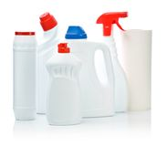 Cleaning Composition Royalty Free Stock Image