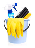 Cleaning concept Stock Image
