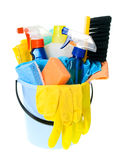 Cleaning concept Stock Images