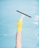 Cleaning conept background Royalty Free Stock Image