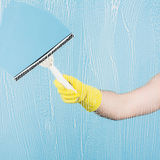 Cleaning conept background Royalty Free Stock Photos