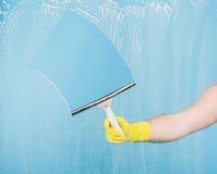 Cleaning conept background Stock Image
