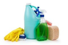 Cleaning Equipment Royalty Free Stock Photo
