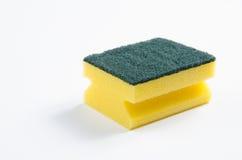 Cleaning gąbka Fotografia Stock