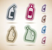 Cleaning Items Royalty Free Stock Photos