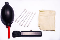 Cleaning Kit Royalty Free Stock Images