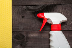 Cleaning kit for house Stock Image