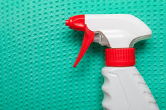 Cleaning kit for house Stock Photo