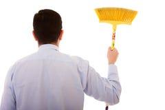 cleaning let s start 免版税库存图片