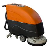 Cleaning machine Royalty Free Stock Image