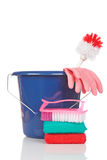 cleaning narzędzia Fotografia Stock