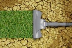 Cleaning natura Zdjęcia Stock