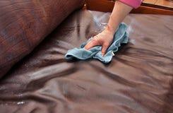 Cleaning obowiązek domowy Obrazy Stock