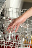 Cleaning after party Royalty Free Stock Photography