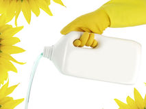 Cleaning product Stock Images
