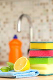 Cleaning Royalty Free Stock Image