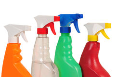 Cleaning product. Isolated Royalty Free Stock Photography