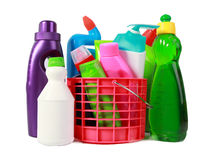 Cleaning product Stock Image