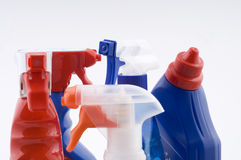 cleaning products στοκ εικόνες με δικαίωμα ελεύθερης χρήσης