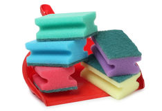 Cleaning produkt Obraz Stock