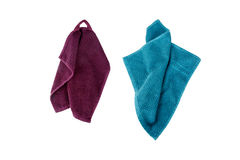 Cleaning Rag Towels Stock Photography